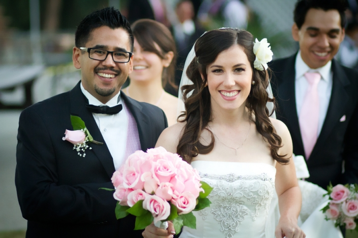 Wedding Photography at Griffith Park Wilson Harding Golf Course