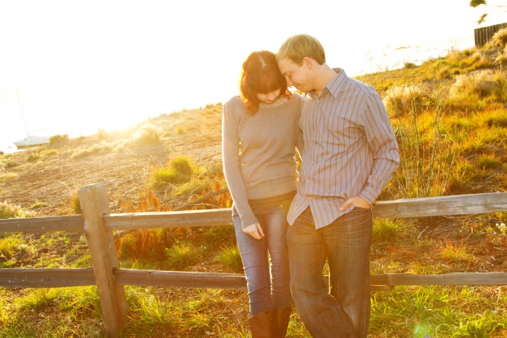 Engagement Photography Los Osos Baywood Central Coast