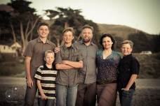 Morro Bay Los Osos Family Portrait Photography